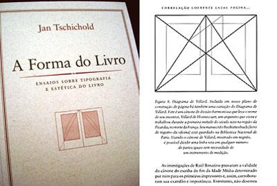 A Forma do Livro: capa