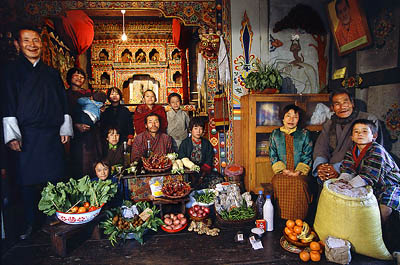 A família Namgay de Shingkhey Village - US$ 5.03